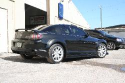 Mazda RX8 Full custom ground effects kit
